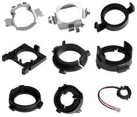 Speciale H7 Adapters voor LEDkoplamp branders