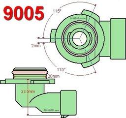 9005 / HB3 - Led lampen