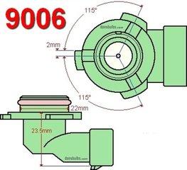 9006 / HB4 - Led lampen