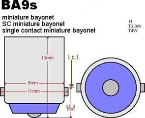 BA9s (enkel)