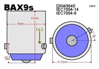 BAX9S (enkel)
