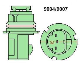 9004 / HB1 - Led lampen