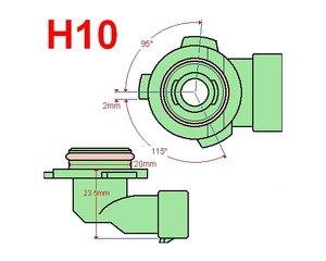 H10- led lampen