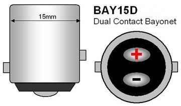 BAY15D enkele functie