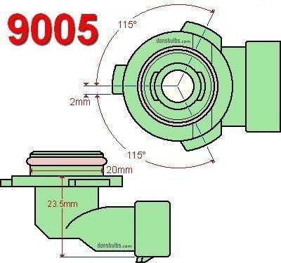 9005-HB3-Led-lampen