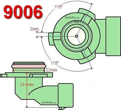 9006-HB4-Led-lampen