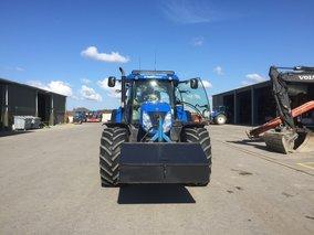 Ledbar 50inch 500w  op New holland tractor