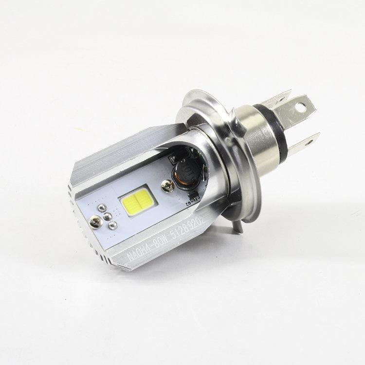 H4 motor-scooter koplamp 6w COB 920lumen