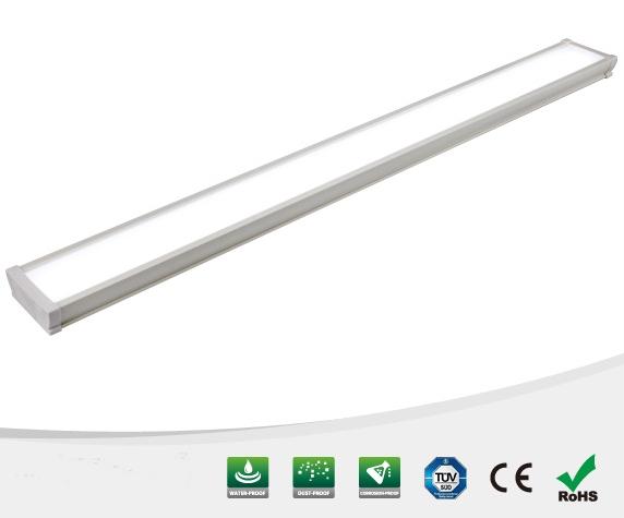Led TL-bak tri-proof lamp 40w-Cool-wit - dimbaar