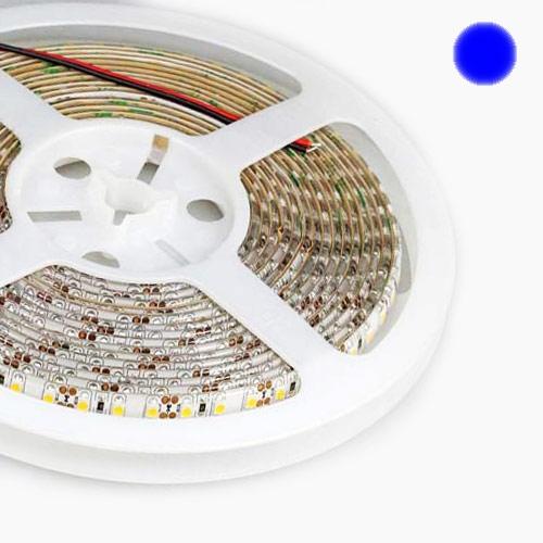 5Meter LEDstrip blauw 600x 2835smd 96watt -IP65