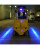 Heftruck LED Blauw Lijn veiligheids lamp 9-80V_