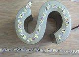 5Meter LEDstrip Cool-wit Buigbaar._