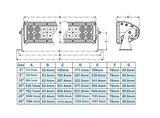 Extreme 30 inch D1-ledbar 300w Combi Ar Optics_