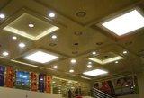 LED paneel 60x60 40watt 5200lumen 6000k Dimbaar_