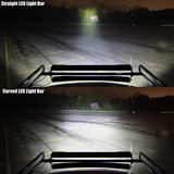 Extreme 20 inch Curved Ledbar 200w AR Optics  18.000 lumen_12