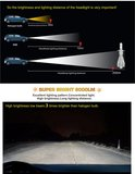 9006 Led Canbus koplampen set 8.000 lumen flex-cool_
