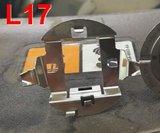 2 stuks H7 Adapters voor  mercedes, opel, Vw Skoda_