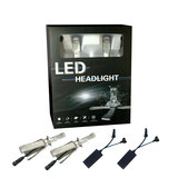 H7 Set Led G10 koplampen set 8.000 lumen copperflex_