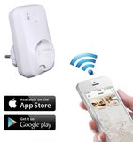 Smart WIFI plug-in stopcontact schakelaar_