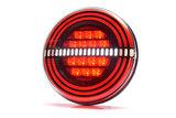 LED Neon mist-achteruitrijlicht hamburger model 12v/24v E20 keur_