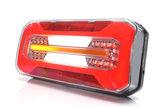 LED full-neon look Achterlicht dynamisch 12v/24v E-keur_