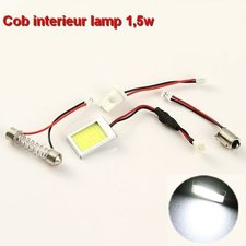 Led COB Interieurlamp 1,5w Cool-wit