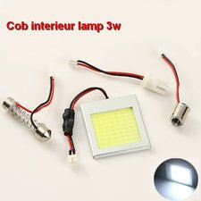 Led COB Interieurlamp 3w Cool-wit