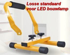 Hand standaard voor bouwlamp 30w model