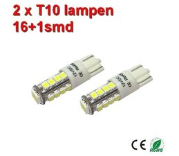 2x T10-17SMD Cool-Wit -12Vdc