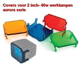 Kleuren covers voor 2inch-40w lampen
