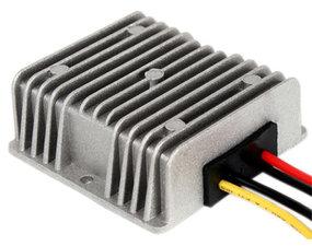 Multivoltage omvormer van 8-40v naar 12v 72w