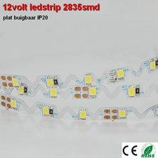 5Meter LEDstrip Cool-wit Buigbaar.