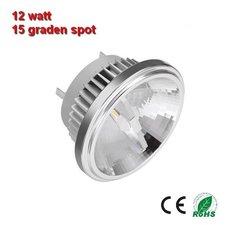 AR111 ledspot 12watt Warmwit 15gr