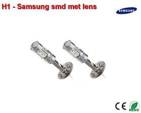 2x H1-2323 Samsung (12v) 340 lumen Wit