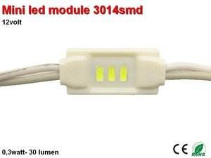 Mini Led Module Warm-wit Ip65