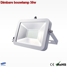 Dimbare AC - led bouwlamp 30w ipad-design Warm-wit