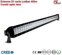 Extreme 40 inch D1-ledbar 400w Combi Ar Optics