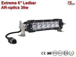Extreme 6 inch  ledbar 30w - Ar Optics - 2.900 lumen