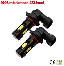 HB4/9006- set mistlampen met 2835SMD - 950lumen