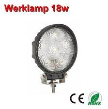 LED werklamp 18watt -1460lumen