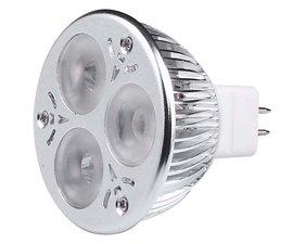 MR16 ledspot 3x2 Warm-wit 5,3 watt