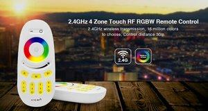 RGB 4 kanaals afstandsbediening voor milight controller RF gestuurd