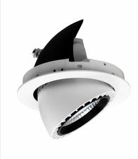 LED Verstelbare Inbouwspot 24w Warm-wit  1900 lumen