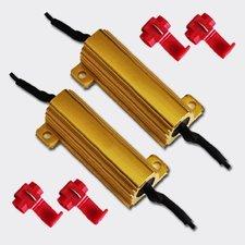 2 Resistors 50W 30ohm voor 24 volt