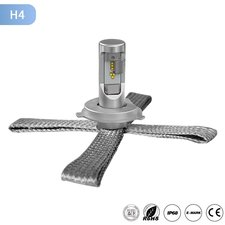 H4 Led G10 koplampen set 8.000 lumen copperflex
