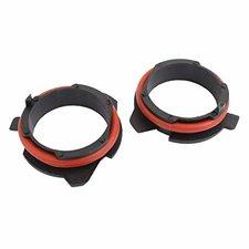 Set H7 Adapters voor BMW 5 series H7 headlight
