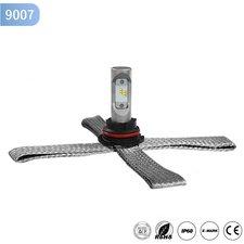 HB5 / 9007 Set Led G10 koplampen set 8.000 lumen copperflex