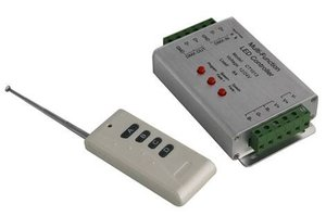 RGB Controller RF met DMX