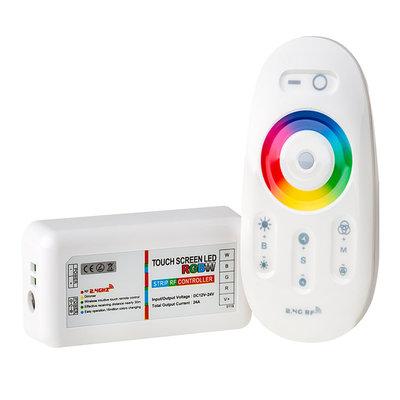 RGB-W Touch Controller speciaal voor RGB-W strip
