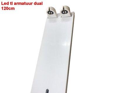 LED TL armatuur 120cm dual